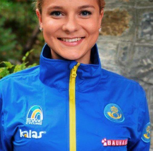 Sveriges första kvinnliga OS-guld i cykling
